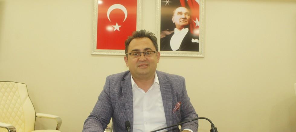 İbradı Belediye Başkanı Küçükkuru'dan 24 Temmuz Gazeteciler ve Basın Bayramı mesajı