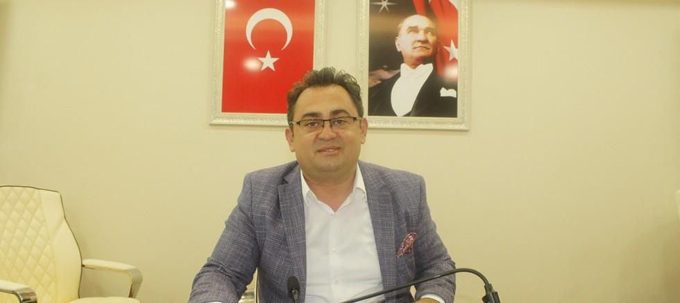 İbradı Belediye Başkanı Küçükkuru'dan 30 Ağustos Zafer Bayramı Mesajı