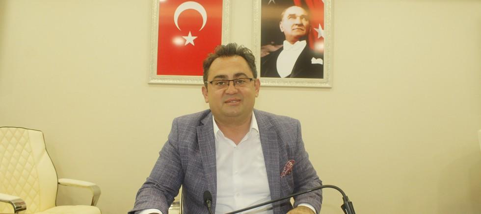 İbradı Belediye Başkanı Serkan Küçükkuru'dan Kurban Bayramı Mesajı