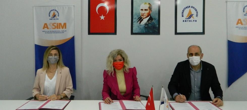 """ICF Türkiye'nin, Akdeniz için bir ilk olan  """"Güçlenen Kanatlar"""" projesinde """"kuluçka"""" dönemi başladı"""