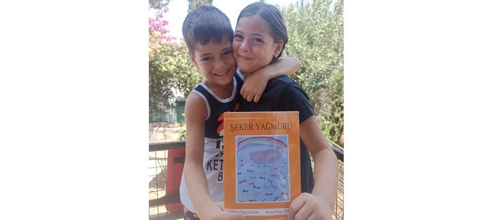 İkizler diyabetli çocuklar yararına kitap yazdı