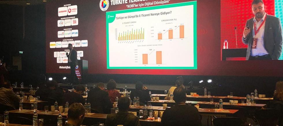 iPara Antalya'da E-ticaret Sektörüne Yönelik Hizmetlerini Anlattı