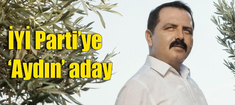 İYİ Parti'ye 'Aydın' aday