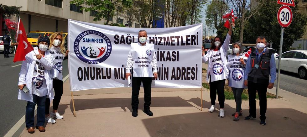 Kamu emekçileri hak kayıplarına karşı seslerini meydanlardan yükseltecek