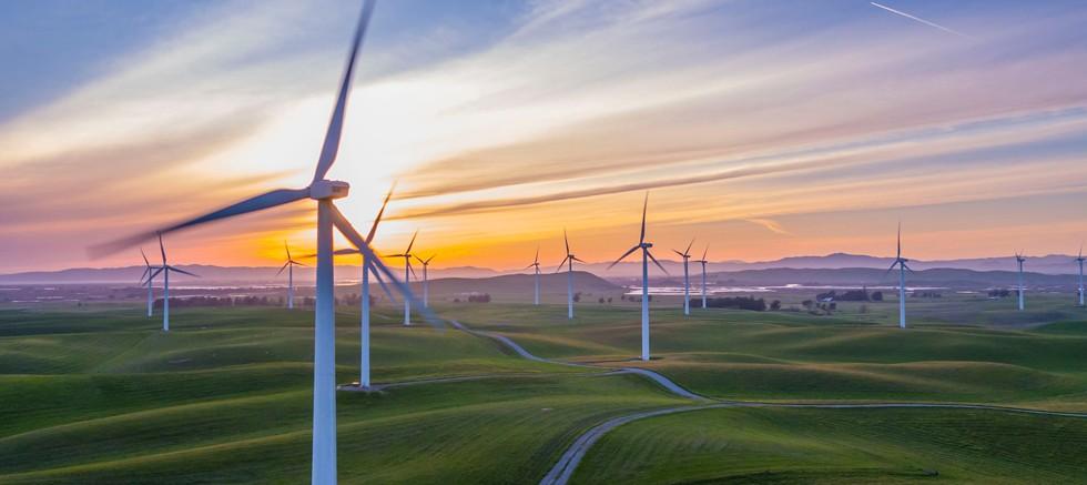 Karbonizasyona karşı en güçlü alternatif rüzgar enerjisi!