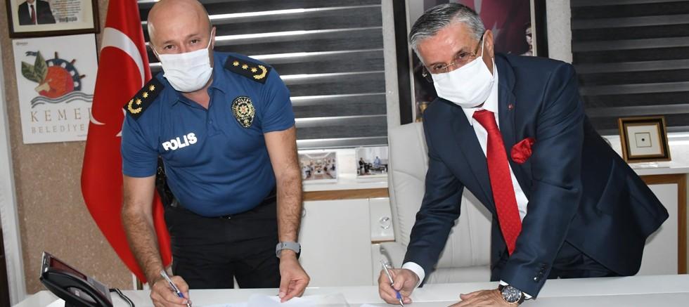 Kemer Emniyet Müdürlüğü Göynük mahallesine taşınıyor
