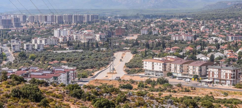 Kepez'den şehir hastanesine can damarı