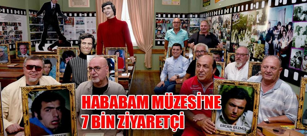 Kepez'in 'Hababam Müzesi' çok sevildi