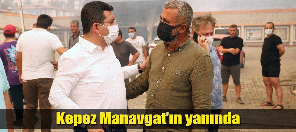 Kepez Manavgat'ın yanında
