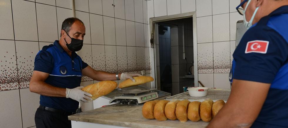 Kumluca Belediyesi'nde denetimler aralıksız sürüyor