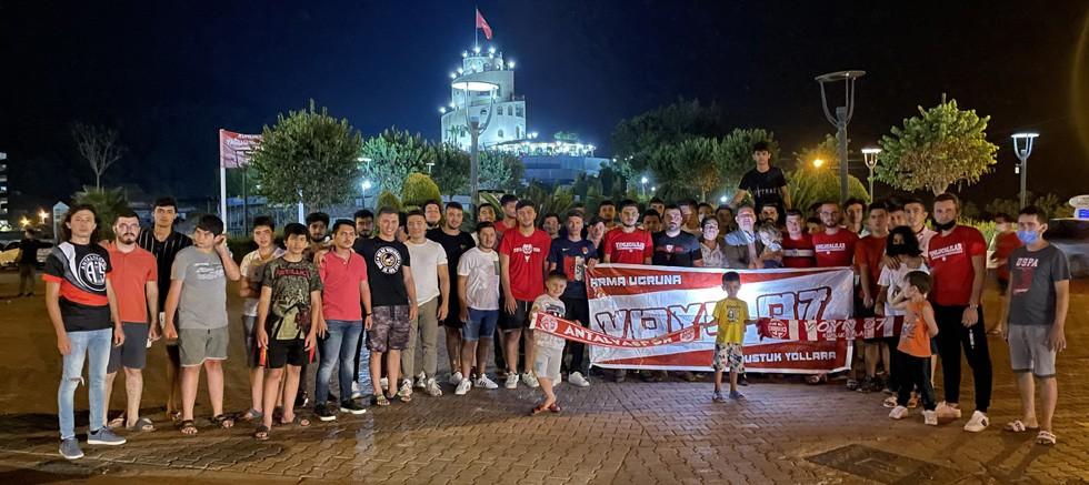 Kumluca'da Antalyasporlular Günü etkinliği
