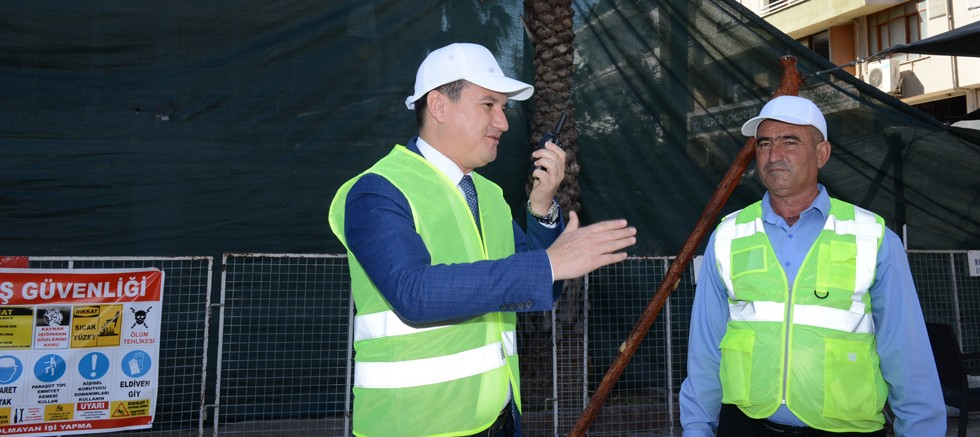 Kumluca'da riskli yapılar yenileniyor