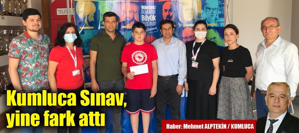 Kumluca Sınav Koleji'nden bir uluslararası başarı daha!