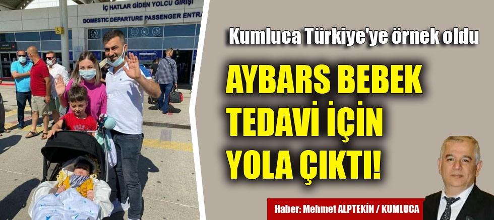 Kumluca Türkiye'ye örnek oldu