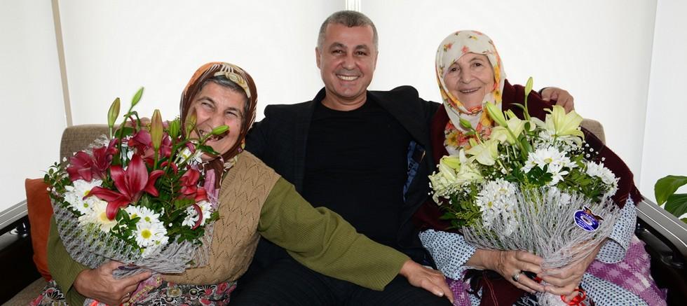 Manavgat Belediye Başkanı Sözen'den Anneler Günü mesajı