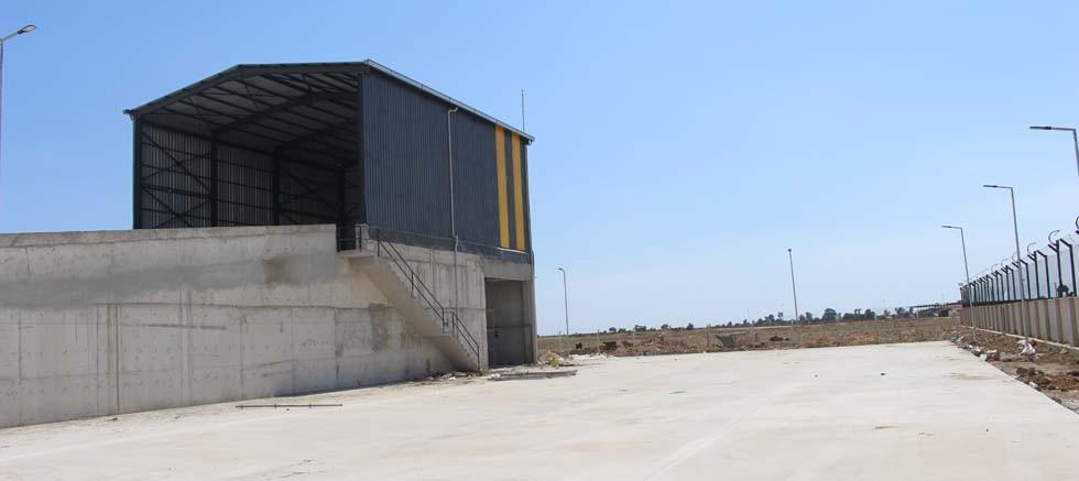 Manavgat Katı Atık Transfer İstasyonu tamamlandı
