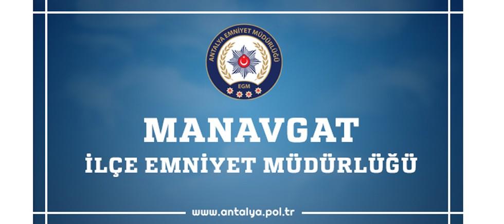 Manavgat'ta hapis cezasıyla aranan 4 kişi yakalandı