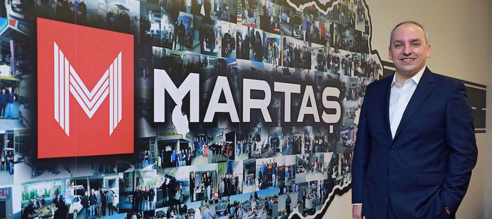 Martaş Otomotiv'den Antalya'ya Yeni Lojistik Merkezi!
