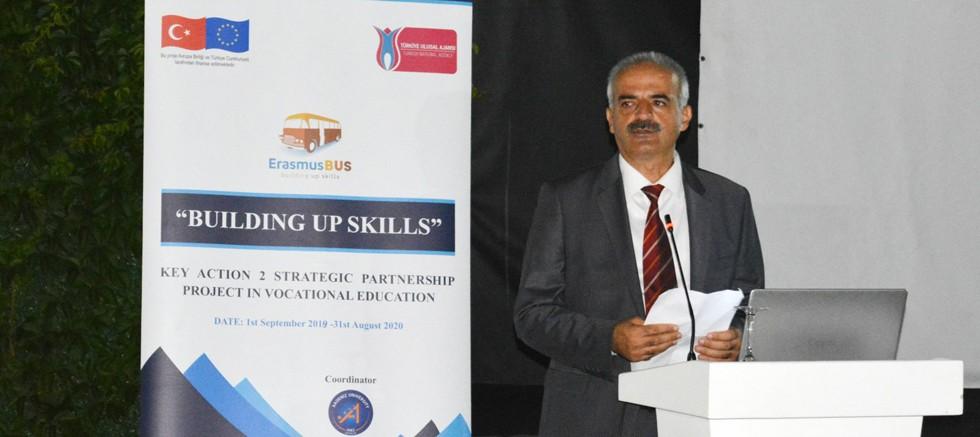 Mesleki eğitime stratejik ortaklık