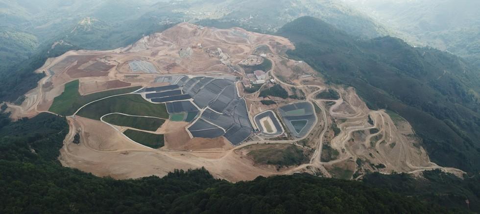 Ordu'nun %74'ü madenlere ruhsatlı