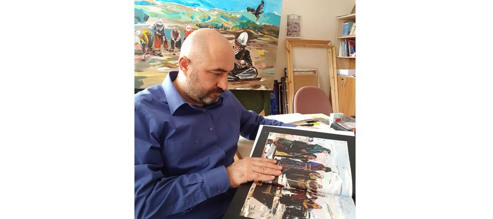 Prof. Dr. Fatih Başbuğ'un iki eseri müze koleksiyonunda