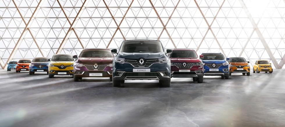 Renault'da Mart ayında sıfır faiz ve cazip fiyatlar