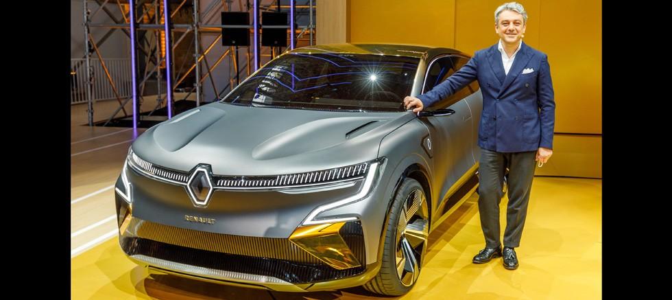 Renault Grubu'ndan yeni elektrikli vizyon