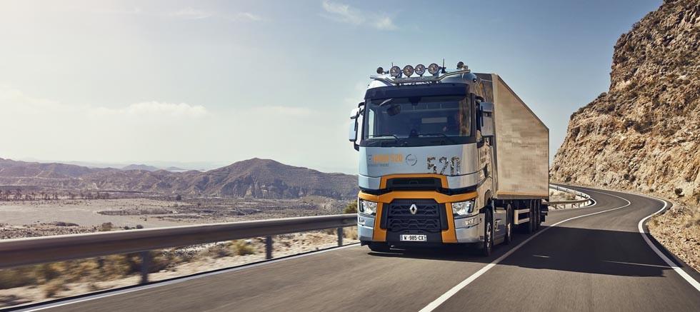 Renault Trucks Optifuel Challenge heyecanı başlıyor