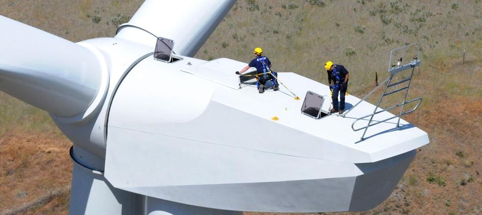 Rüzgar enerjisinin faydaları için türbinlere bakım şart!