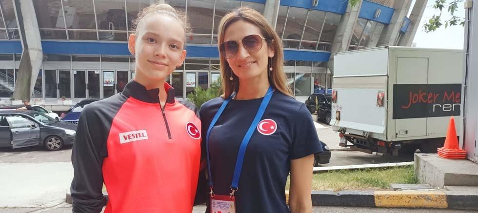 Sarıoğlu Avrupa Şampiyonası'nda