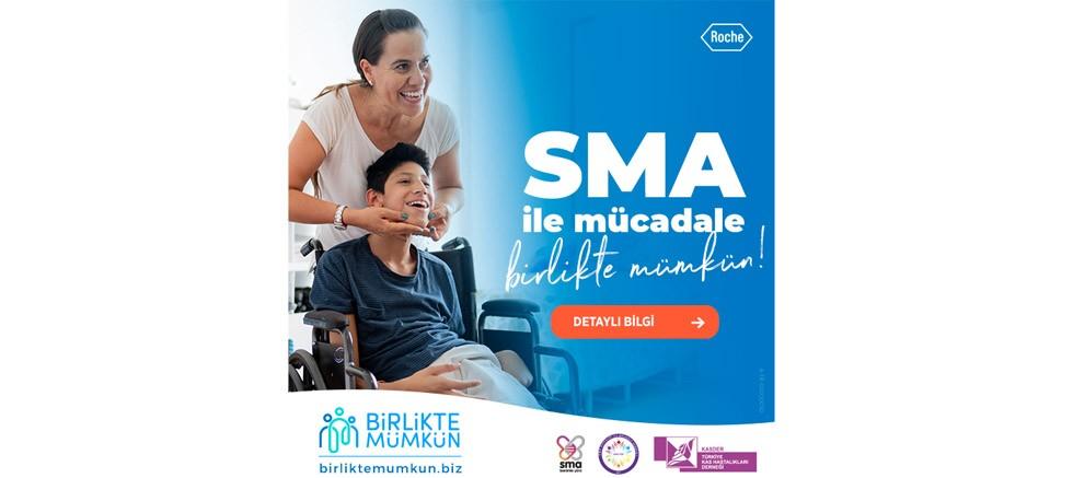 SMA'nın önlenebilir bir hastalık olduğuna dikkat çekilecek