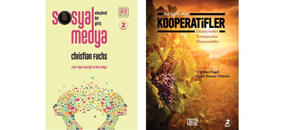 Sosyal Medya - Eleştirel Bir Giriş Notabene Yayınları'ndan çıktı