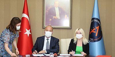 Akdeniz Üniversitesi ile Özbekistan üniversiteleri arasında iş birliği protokolü imzalandı