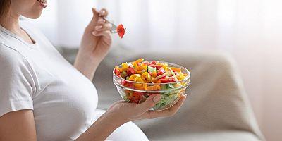 Gebelikte sağlıklı oranda kilo almak gerekiyor