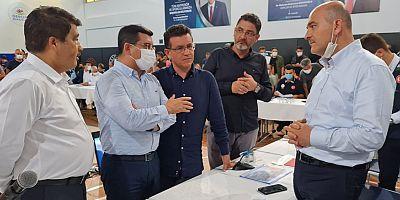 Kepez Belediyesi'ne İçişleri Bakanlığı'ndan Manavgat görevi