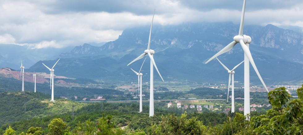 Türkiye elektriğinin %8.44'ünü rüzgardan karşıladı