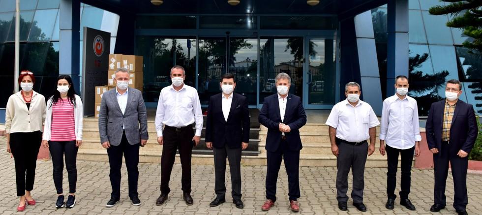 Tütüncü'den pandemi süreci teşekkürü