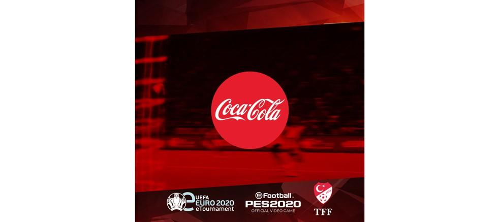 UEFA eEURO 2020 maçları Coca-Cola Facebook hesabında...