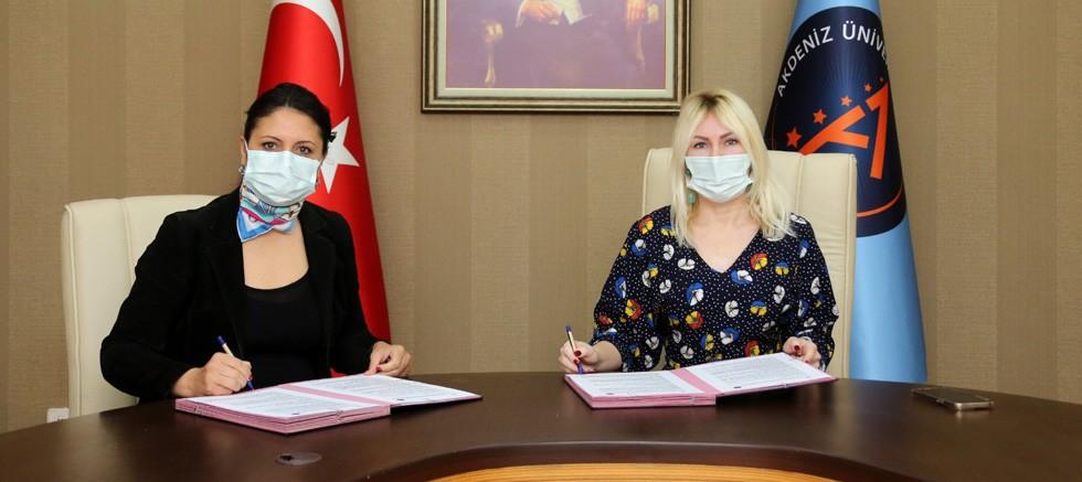 Üniversite ve Tapu Kadastro arasında Antalya harita yapım çalışmaları için İHA iş birliği