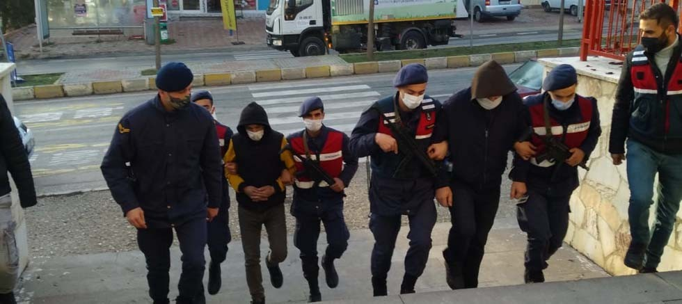 Uyuşturucu operasyonunda 8 kişi tutuklandı