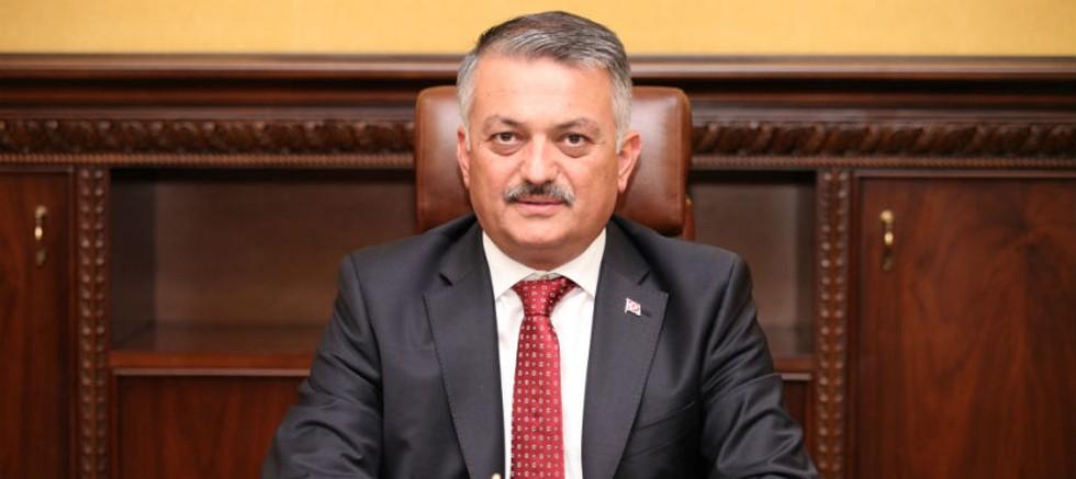 Vali Yazıcı'dan Yeşilay Haftası mesajı