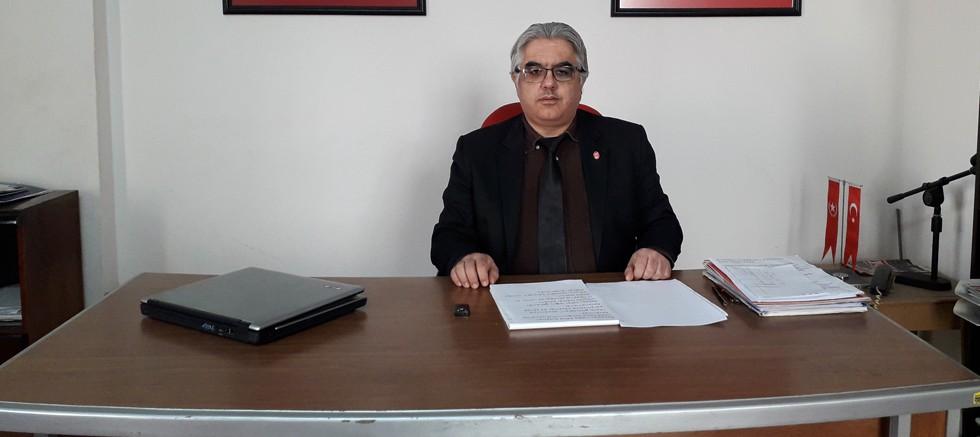 Vatan Partisi Alanya İlçe Başkanı Kurtoğlu: Bunun adı provokasyon