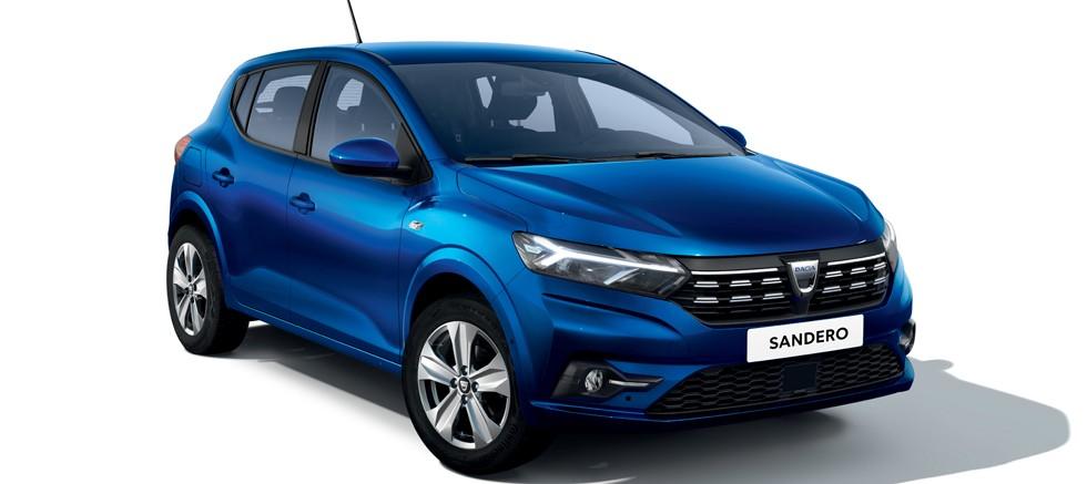 Yeni Dacia Sandero showroomlardaki yerini aldı